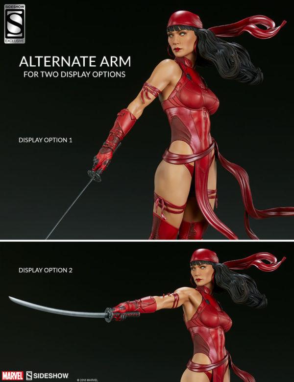 Sideshow Collectible Premium Format Figure Elektra 20
