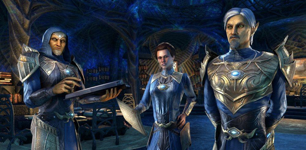 ESO Summerset Introduces the Psijic Order in Newest Trailer