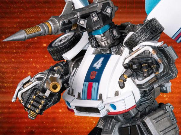 Transformers Autobot Jazz Statue 1