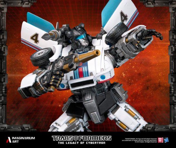Transformers Autobot Jazz Statue 10