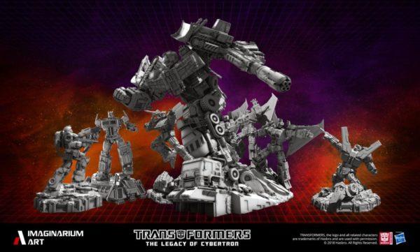 Transformers Autobot Jazz Statue 12