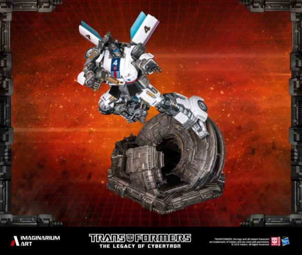 Transformers Autobot Jazz Statue 6