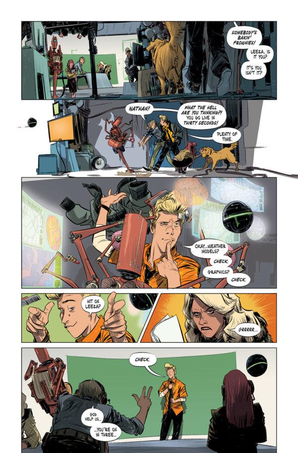 Sorties des Comics VO de la Semaine du 12 Juin 2018 !!