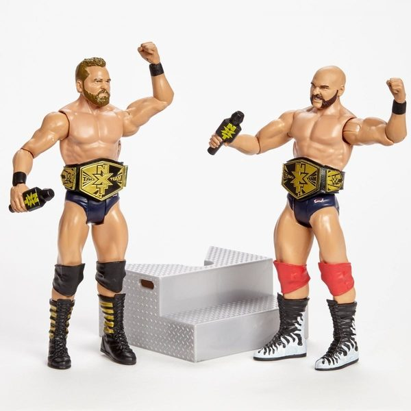 WWE Mattel Hall of Champions Battle pack Revival