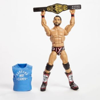 WWE Mattel Hall of Champions Elite Johnny Gargano