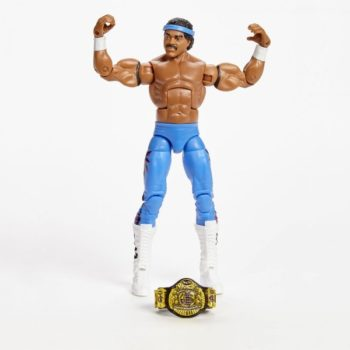 WWE Mattel Hall of Champions Ron Simmons Elite