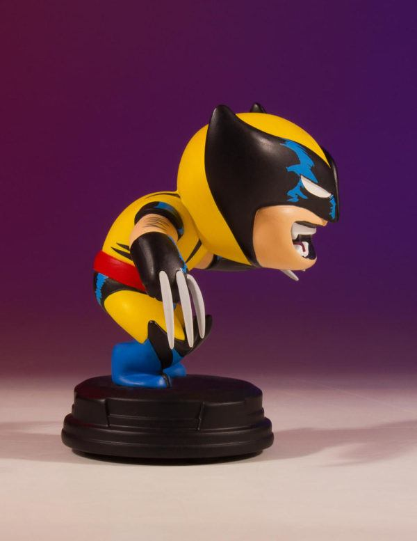 Wolverine Marvel Animated Statue Gentle Giant 3