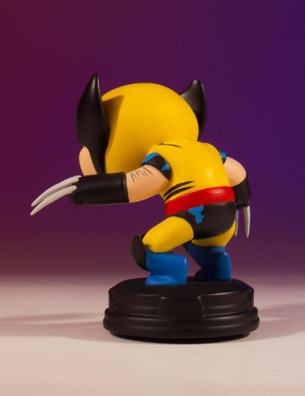 Wolverine Marvel Animated Statue Gentle Giant 4