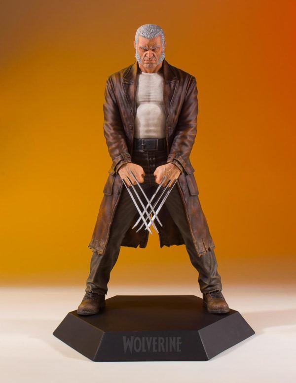 Wolverine Old Man Logan Statue 1