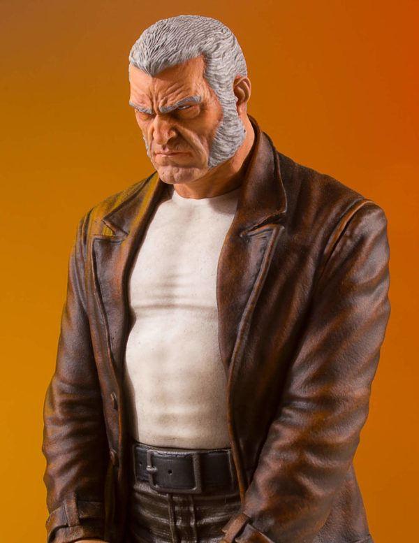 Wolverine Old Man Logan Statue 2