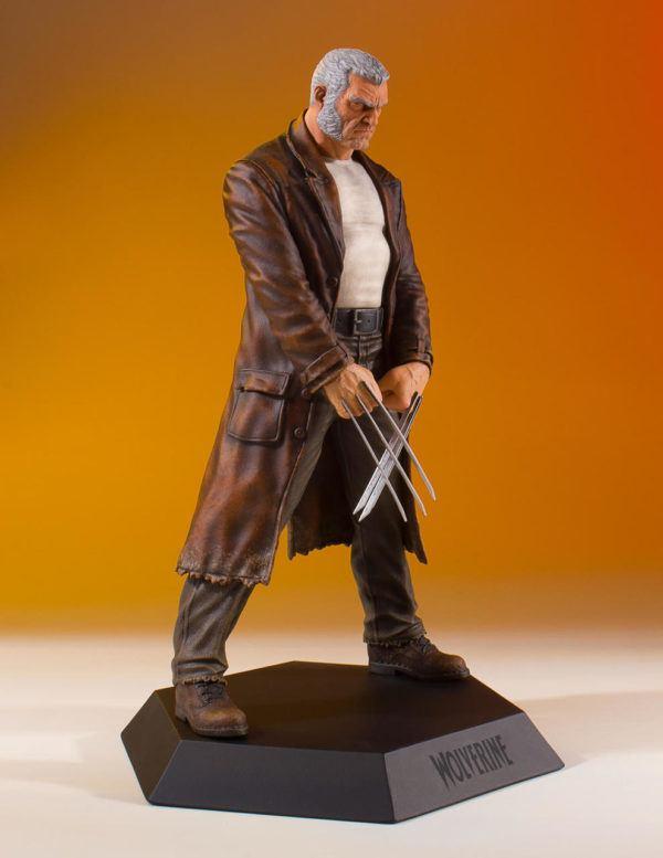 Wolverine Old Man Logan Statue 4