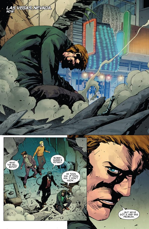 X-Men: Gold #27 art by Geraldo Borges and Arif Prianto