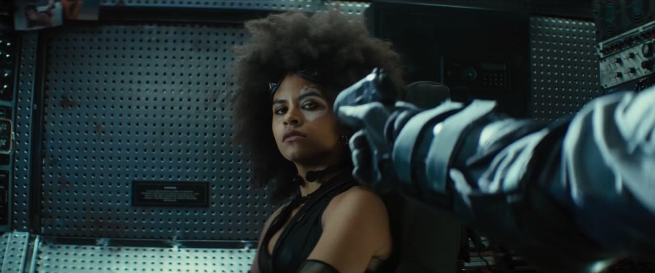 Deadpool 2 Zazie Beetz Would Love A Domino Origin Movie