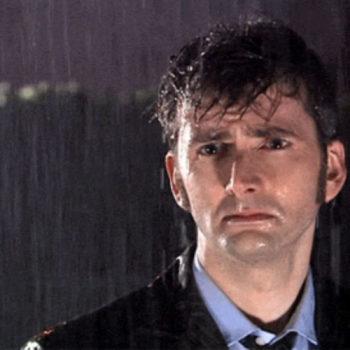 doctor who rain