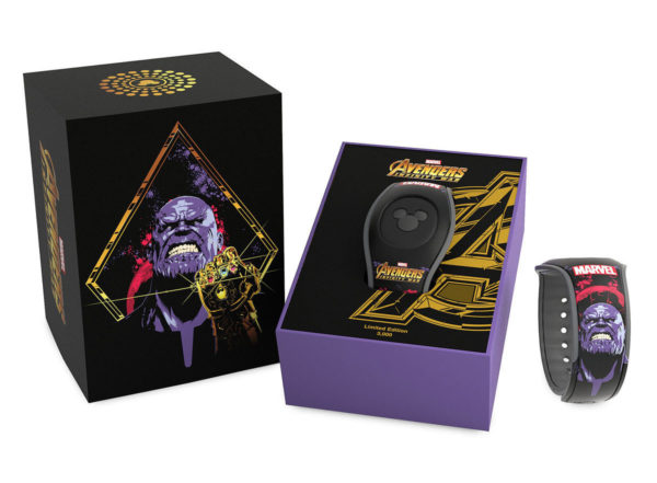 thanos infinity war magicbands