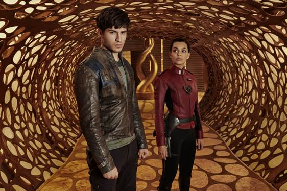 E4 to Air 'Krypton' in the UK Later This Year