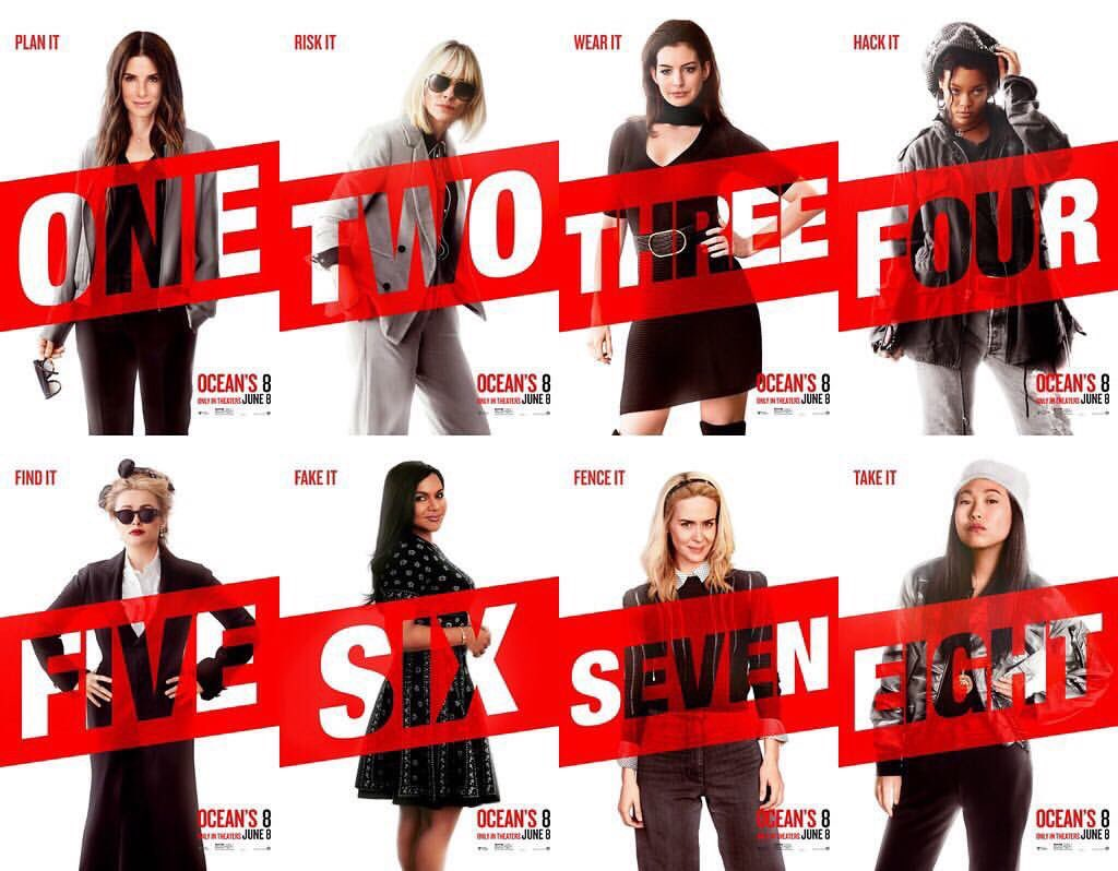 Image result for 'Ocean's 8' photos