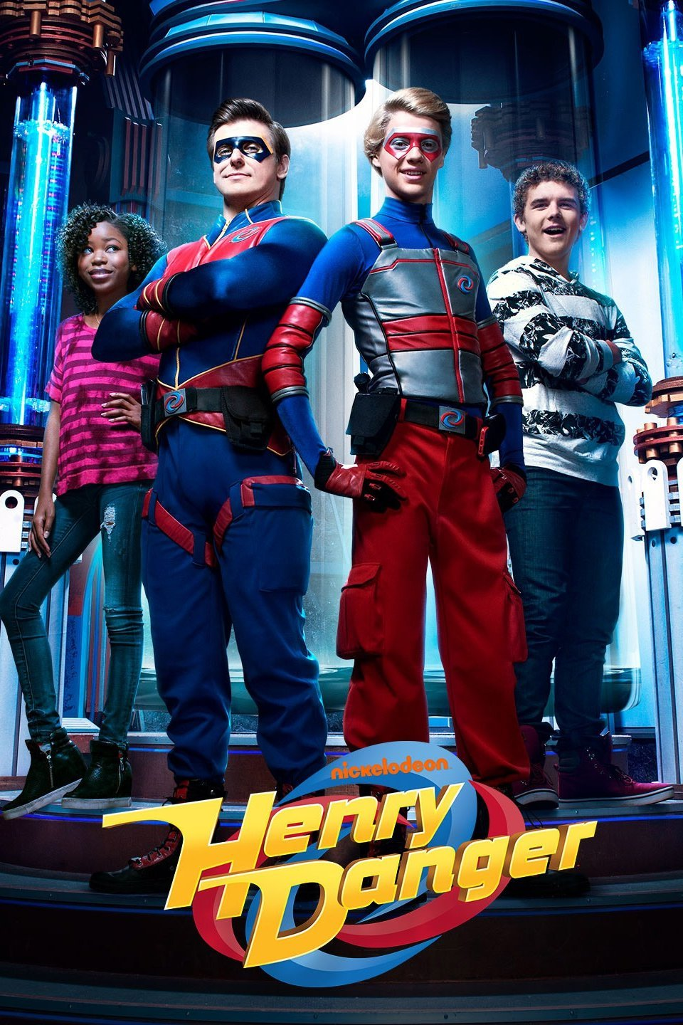 Cast of Henry Danger Do Their First Comic Con Together, in California