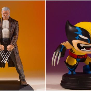 Wolverine Gentle Giant Collage