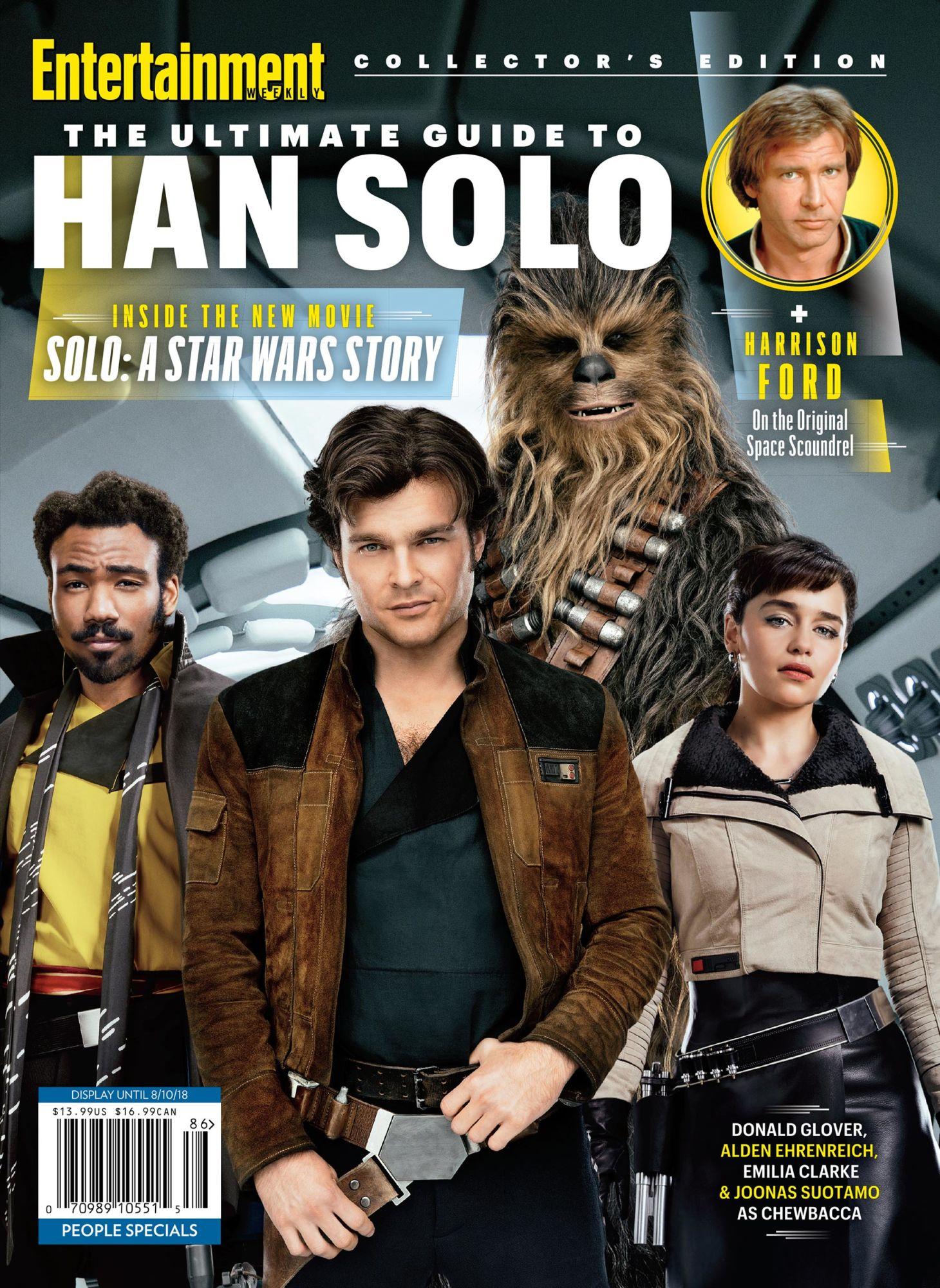 Solo: Star Wars 8 - 2018 film 79