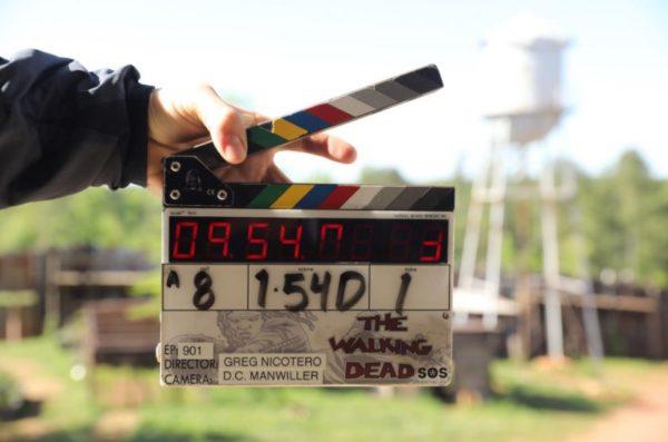 walking dead season 9 image nicotero
