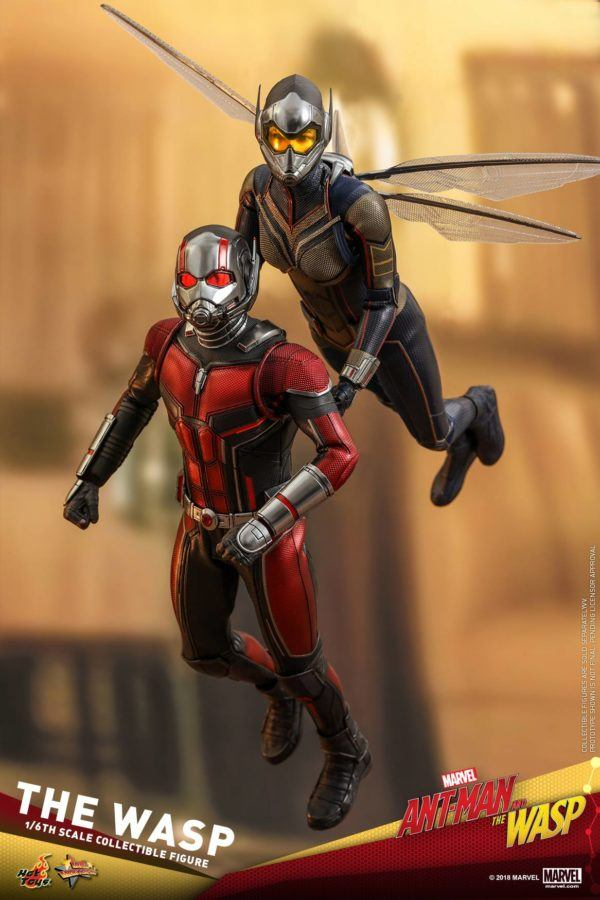 Ant Man and Wasp Hot Toys Figures 13