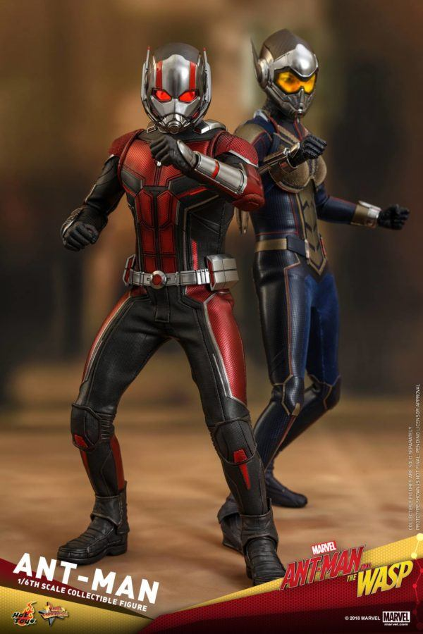 Ant Man and Wasp Hot Toys Figures 15