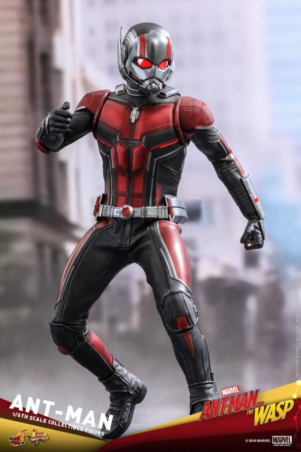 Ant Man and Wasp Hot Toys Figures 16