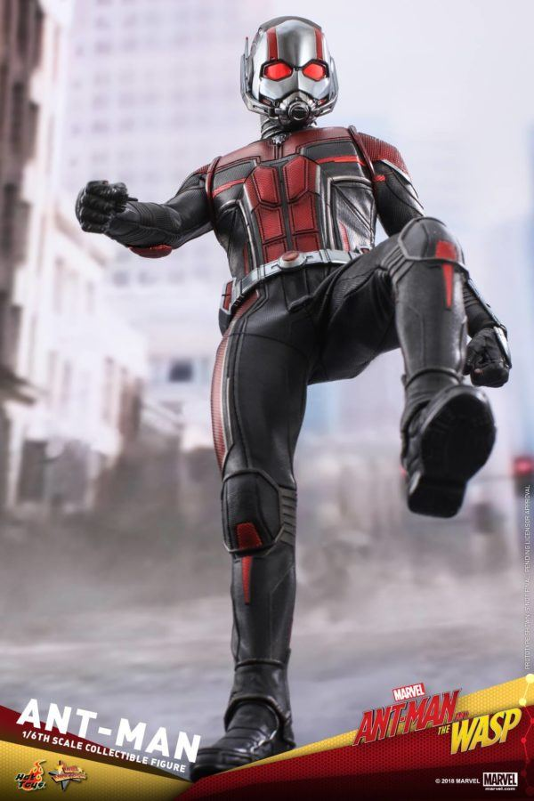 Ant Man and Wasp Hot Toys Figures 20