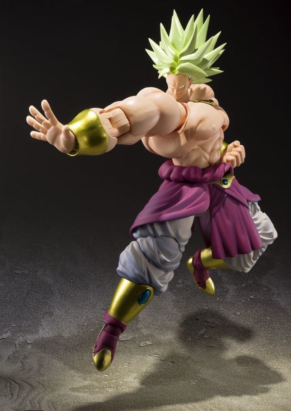 Bandai Tamashii Nations S.H. Figuarts Broly (Event Exclusive Color Edition) SDCC