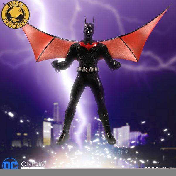 Batman Beyond One 12 Collective Figure Exclusive 4