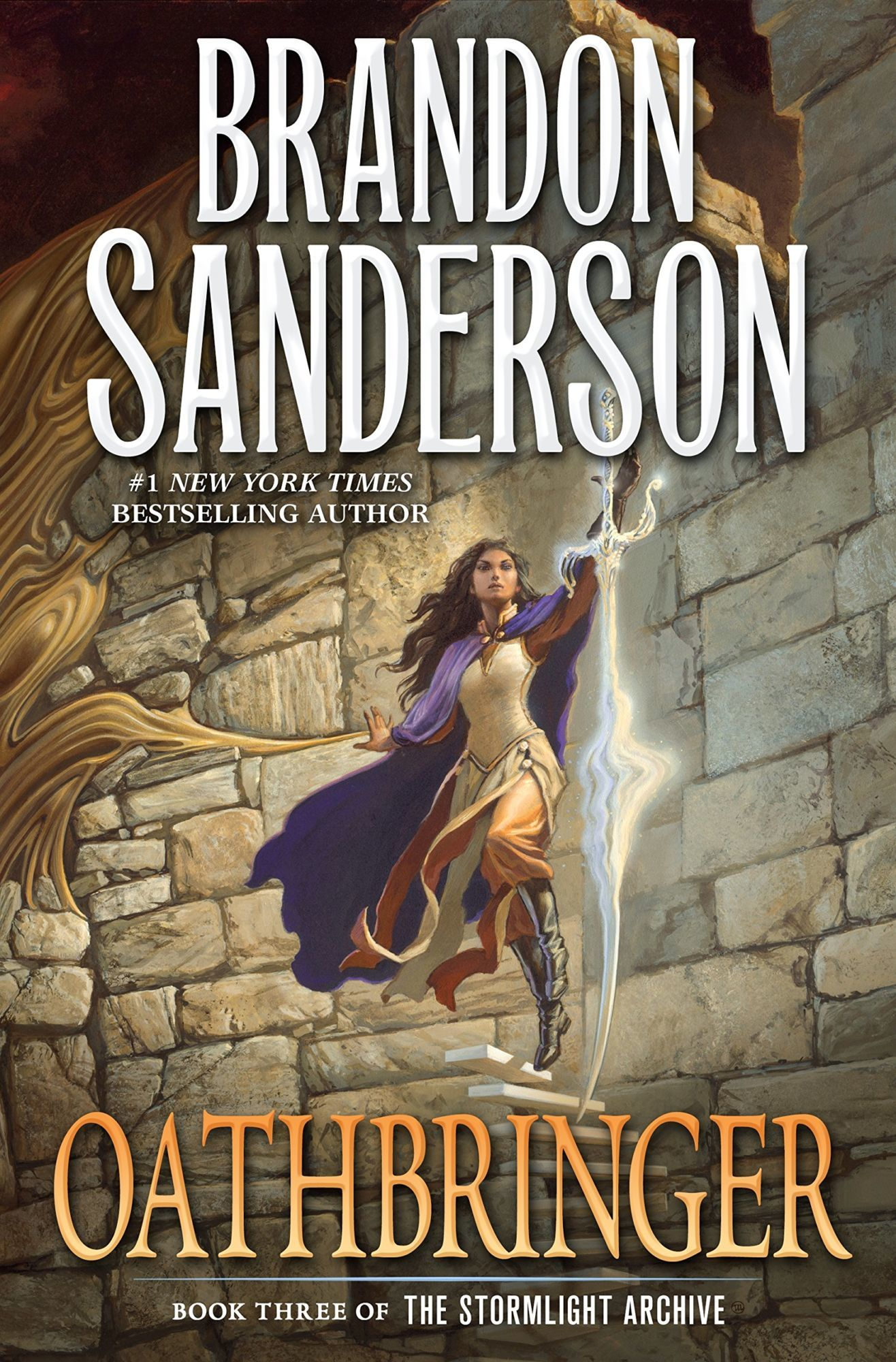 dark one brandon sanderson series