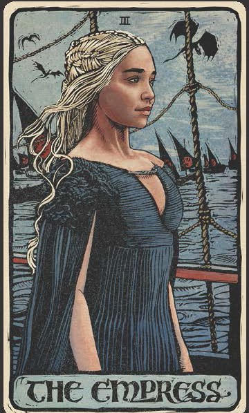 Chronicle Books Game of Thrones SDCC Exclusive Patch Daenerys Targaryen