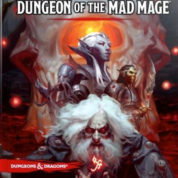 Dungeons & Dragons mad mage
