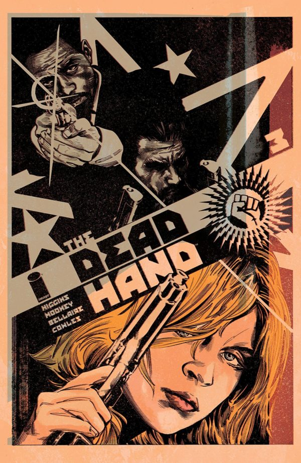 The Dead Hand #3 cover by Stephen Mooney and Jordie Bellaire