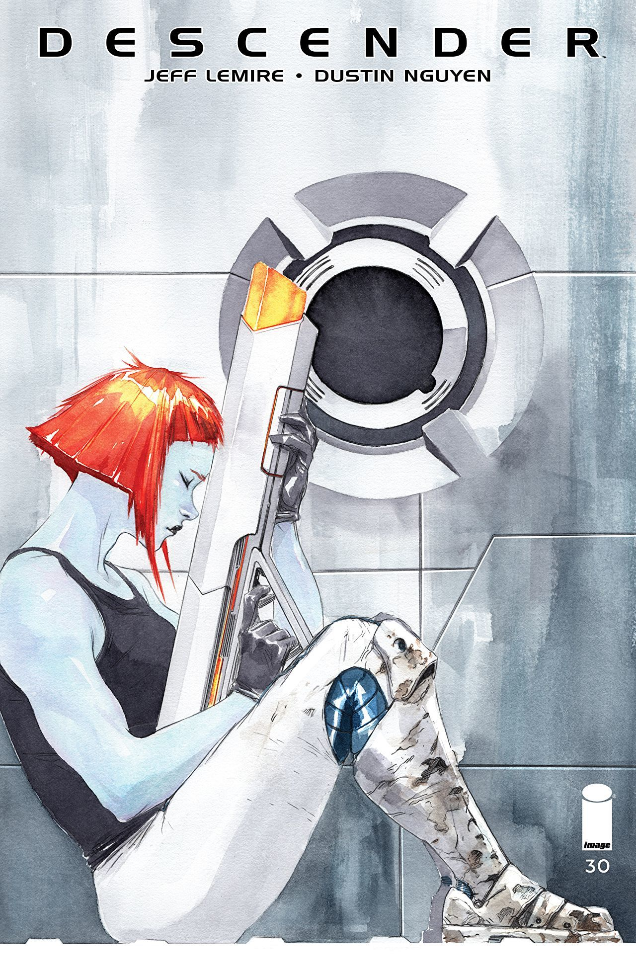 First Impressions: Descender is Dense but Inviting [#30 Review]