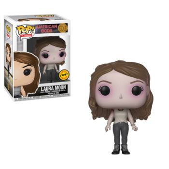 Funko American Gods Laura Moon Pop