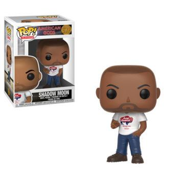 Funko American Gods Shadow Moon Pop