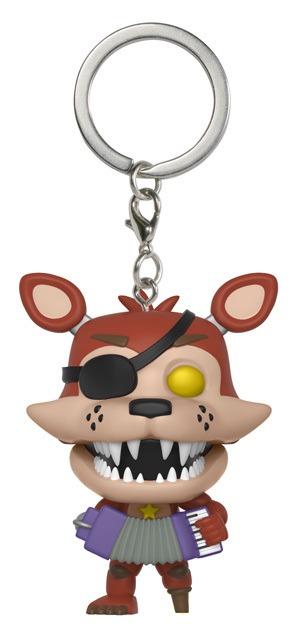 Funko Five Nights at Freddy's Keychain 1