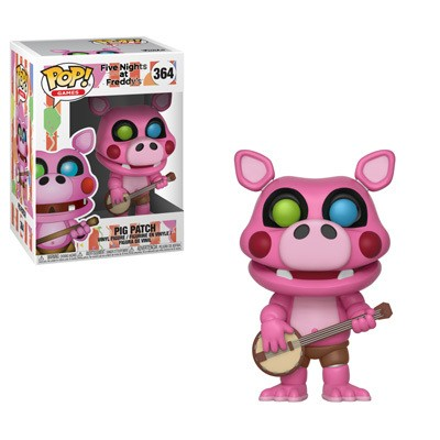 Funko Five Nights at Freddy's Pigpatch Pop