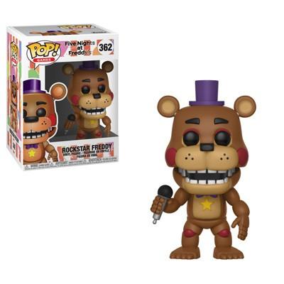 Funko Five Nights at Freddy's Rockstar Freddy Pop