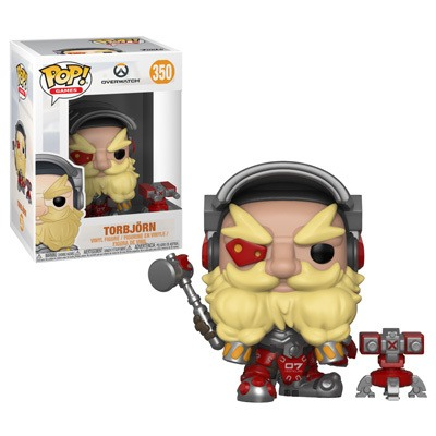 Funko Overwatch Pop Torbjörn