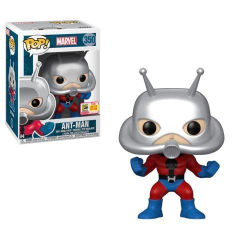 Funko SDCC Exclusive Marvel Ant-Man Pop