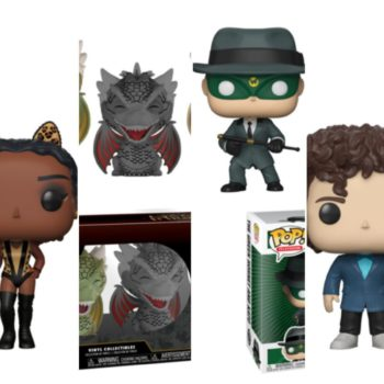 Funko SDCC TV and AD Icons Collage