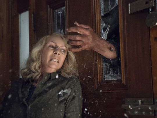 Halloween 2018 Laurie Still 1