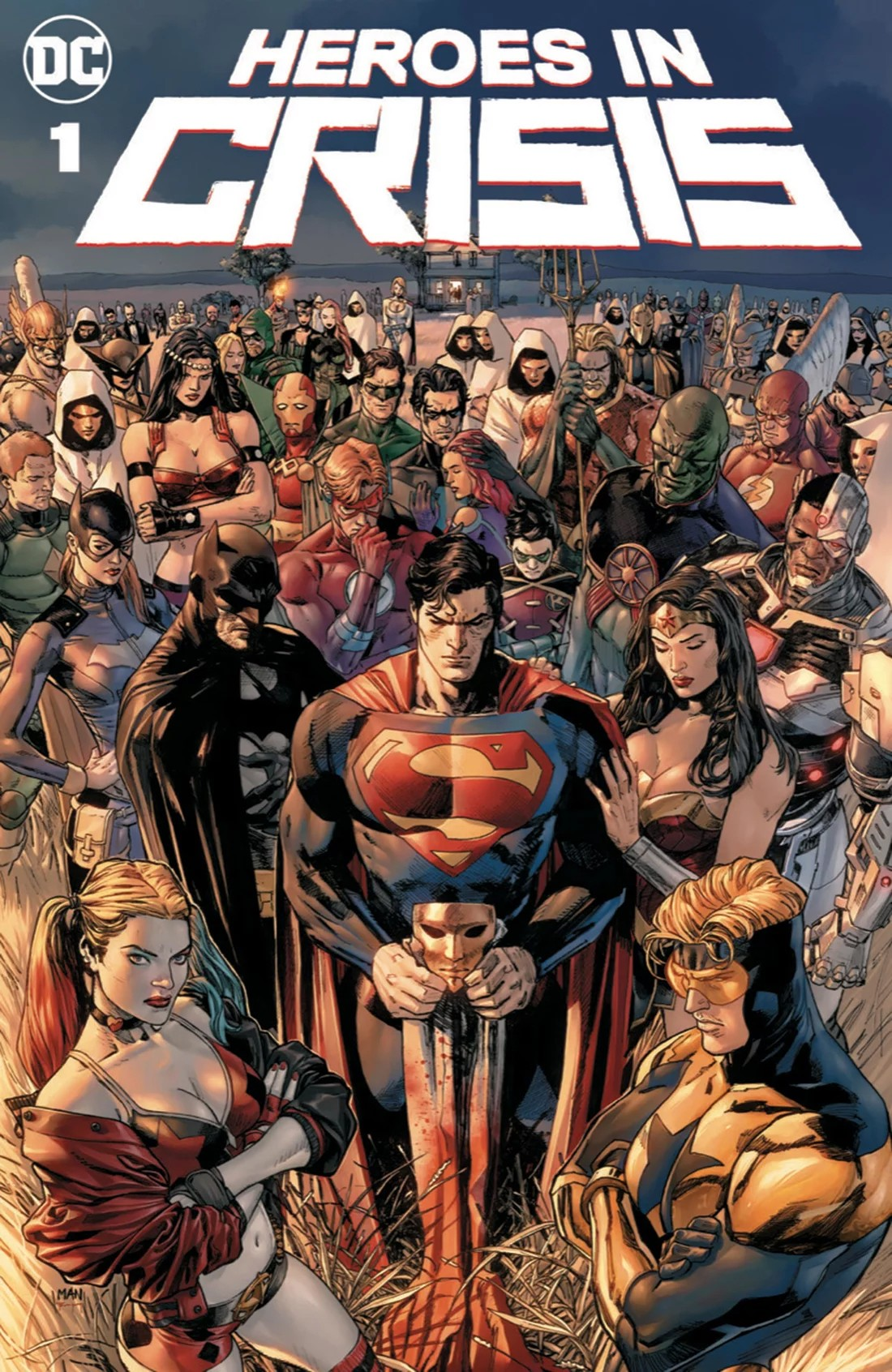 Image result for DC Comics Heroes in Crisis