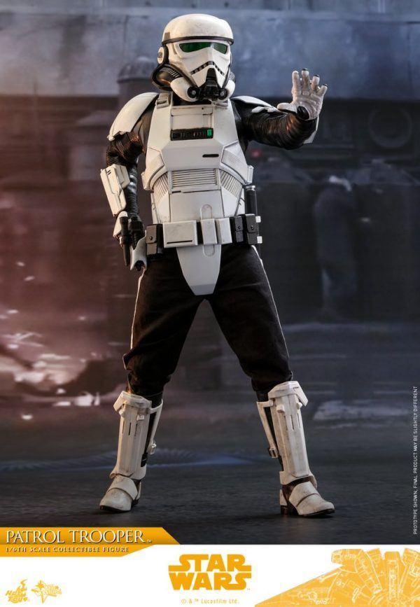Hot Toys Solo Patrol Trooper 3
