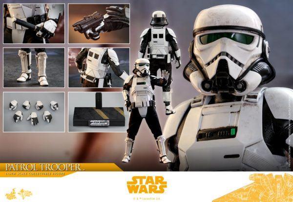 Hot Toys Solo Patrol Trooper 8