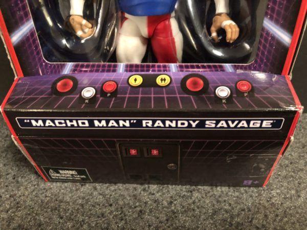 Mattel WWE Retrofest Macho Man Figure 3