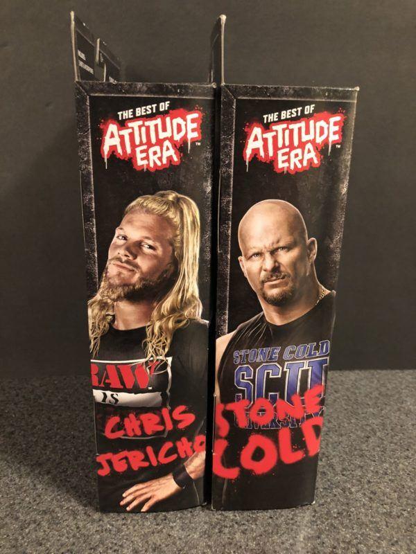 Mattel Best of Attitude Era WWE Elite Figures 2